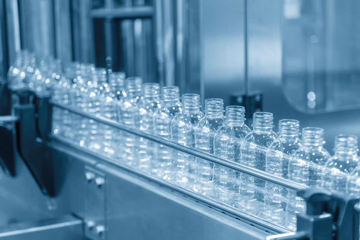 bottle filling
